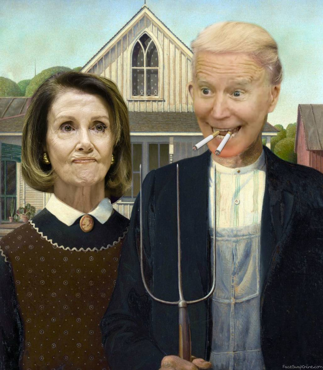 American Gothic appropriation