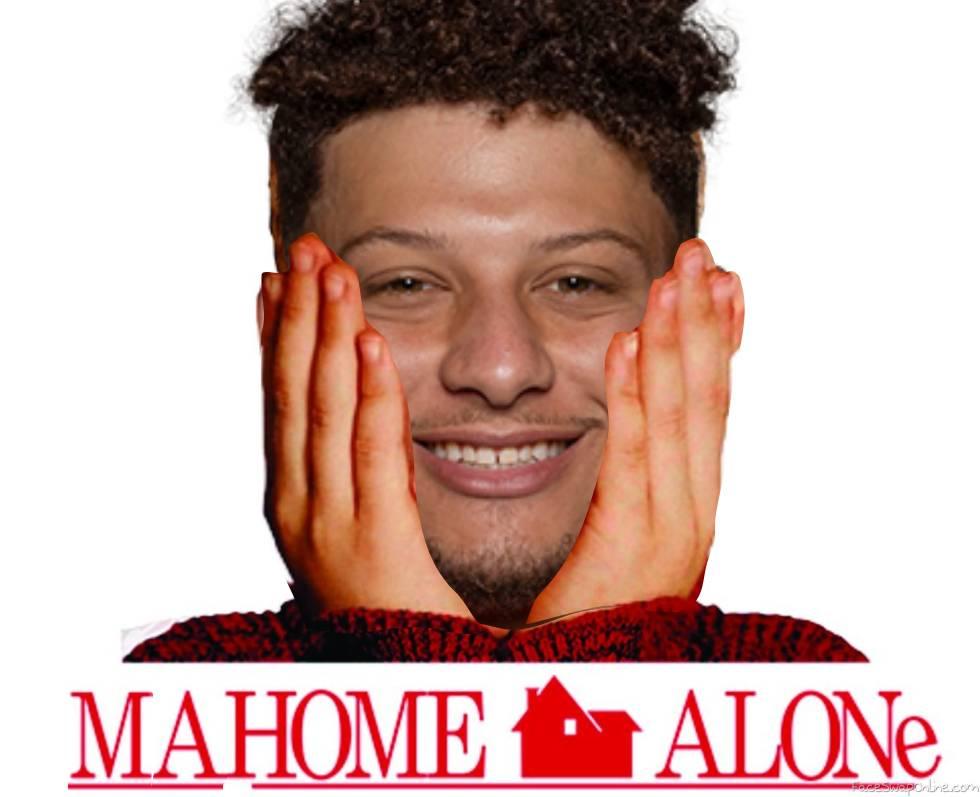 Mahome Alone