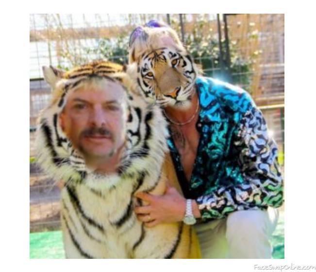 Tiger king swap