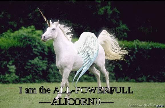 ALICORN!!!