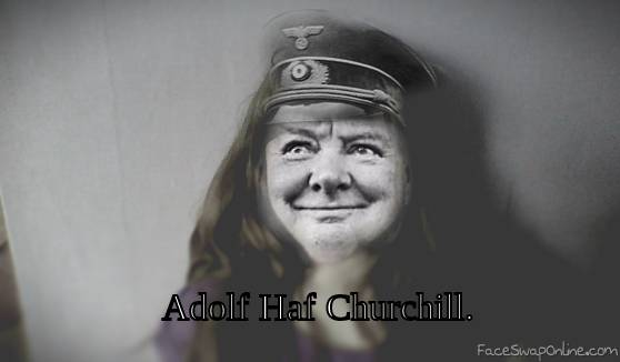 Adolf Haf Churchill