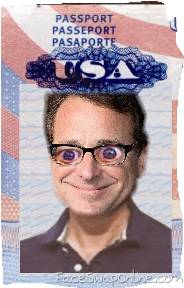Bob Saget Passport
