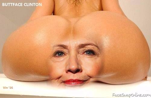 Buttface Clinton