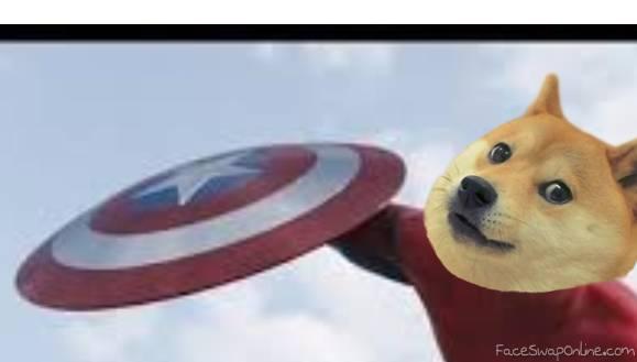 Capman doge