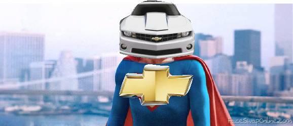 Chevrolet man