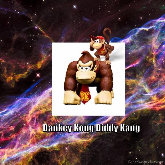 Dankey And Diddy Kang