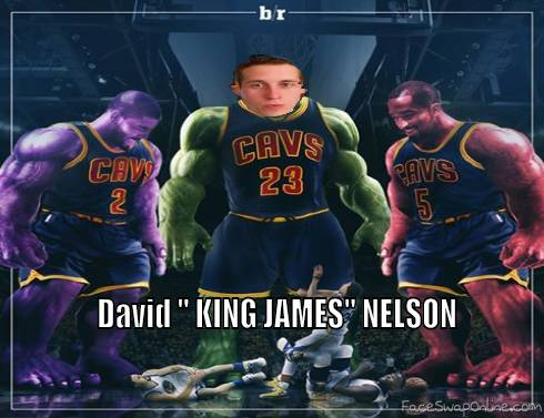 David King james nelson