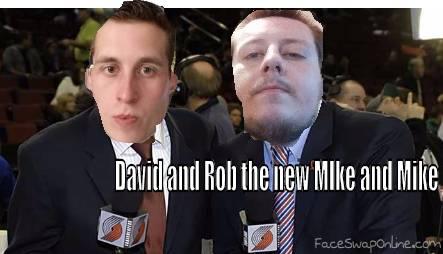 David and Rob