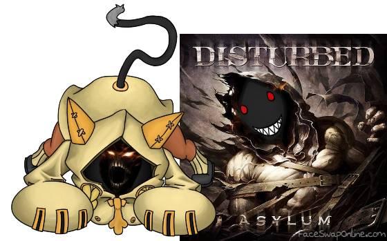 Disturbed+Taokaka