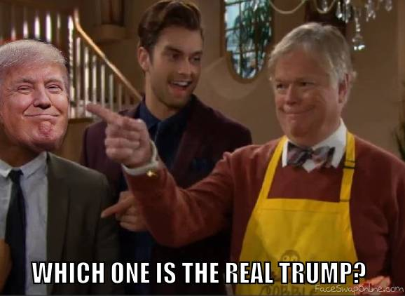 Donald Trump in Bold and the Beautiful
