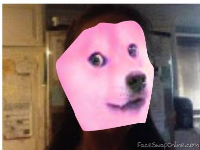 Elizabeth turned into DOGE