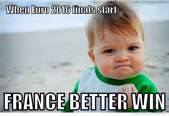 Euro 2016 Finals reaction