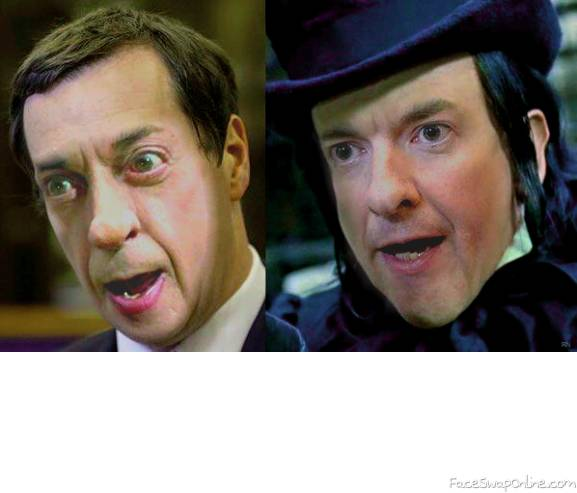 George Osborne Meets The Child Catcher