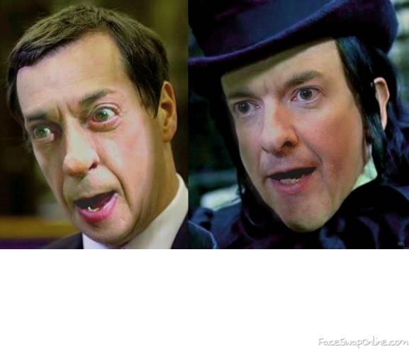 George Osborne Meets The Child Catcher