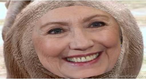 Hillary Clinton?