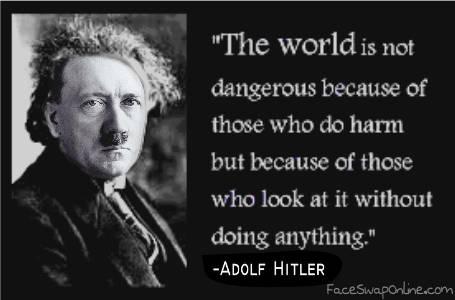 Hitlers Insperation