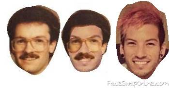 Josh Dun does look like his dad!