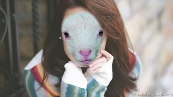 Lamb Woman
