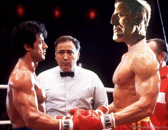 Marv vs Rocky