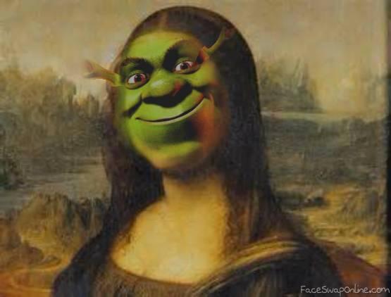 Mona Shrek