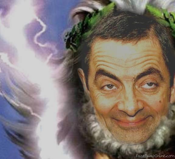 Mr. Bean shampoo commercial