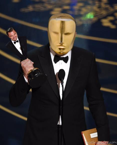 Oscar wins a Leonardo