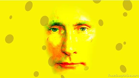 Spongebob Putin