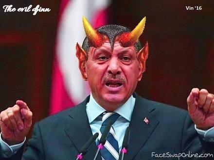 The evil djinn