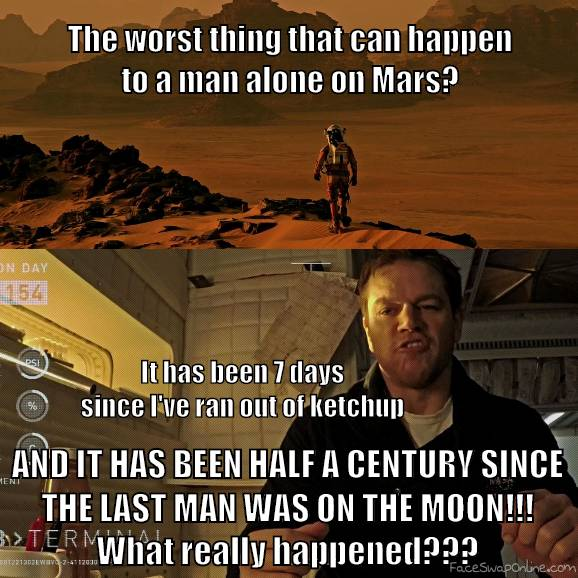 The worst thing that can happen on Mars