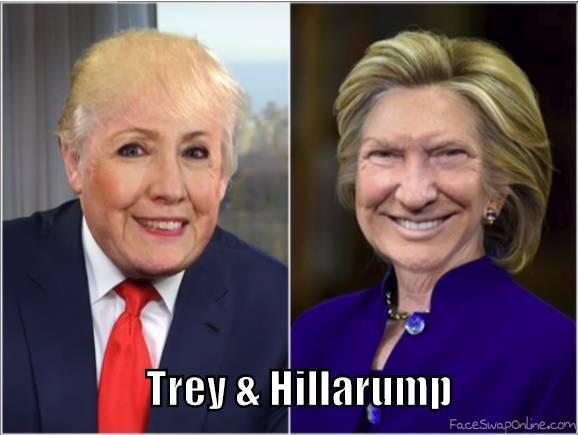 Trey & Hillarump