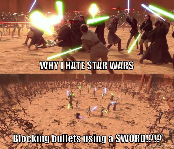 Why I hate Star Wars