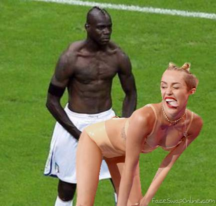 Yet another generic Balotelli meme
