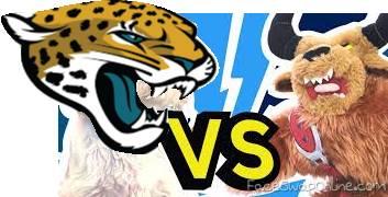jaguars w/ gryphon