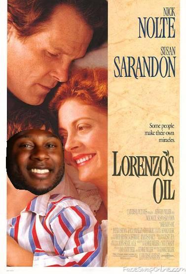 lcains oil