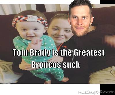 tom brady is the greatest